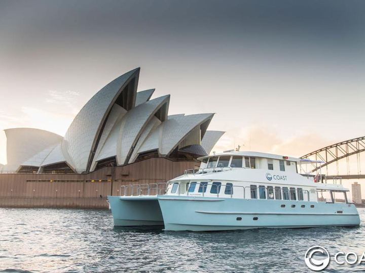 Coast Harbour Cruises
