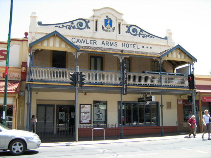 The Gawler Arms Hotel Adelaide