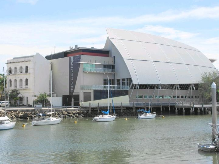 Museum Of Tropical Queensland