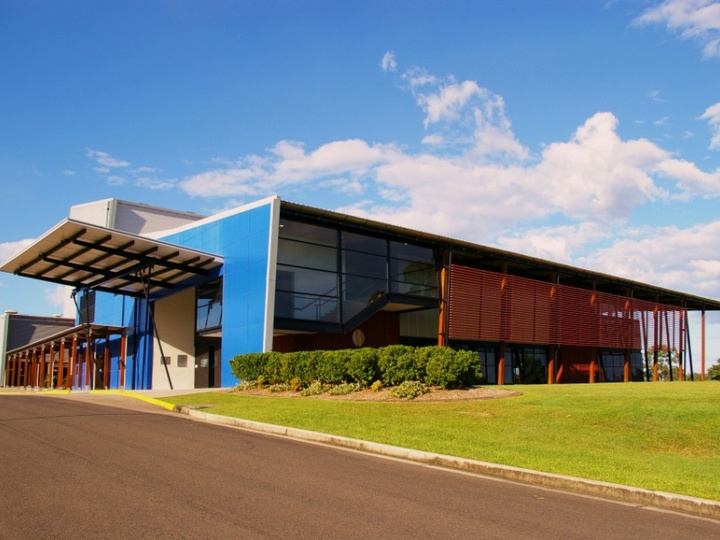 The Brolga Riverside Theatre And Convention Centre