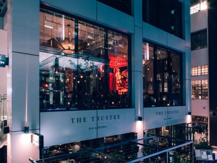 The Trustee Bar And Bistro