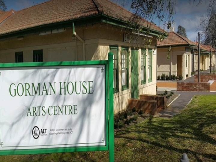 Gorman House Arts Centre