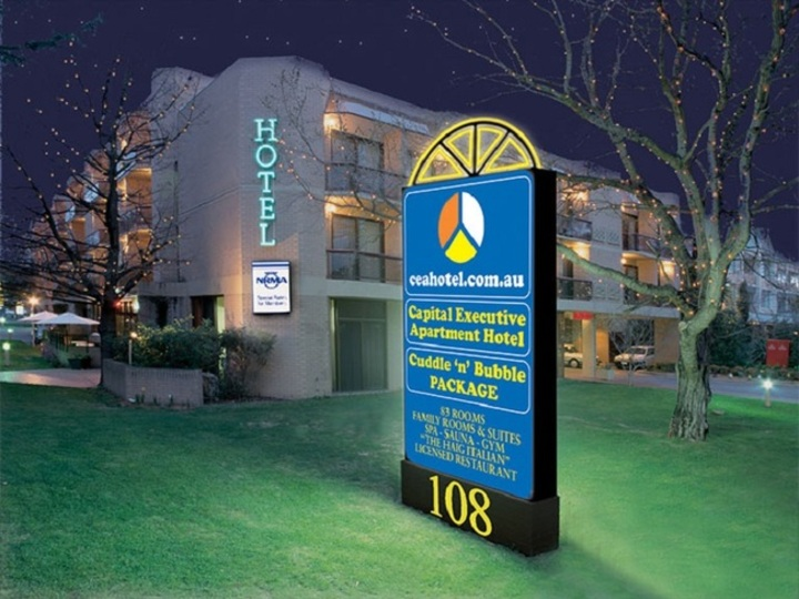 Capital Executive Apartment Hotel Canberra