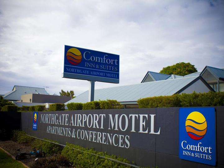 Comfort Inn and Suites Northgate Airport