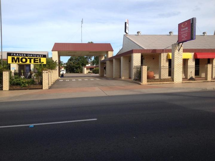 Econo Lodge Fraser Gateway Hervey Bay