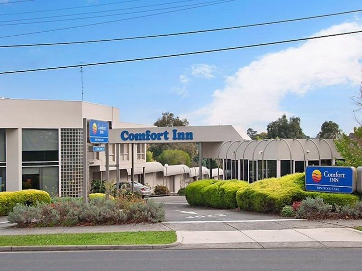 Comfort Inn Ringwood Lake