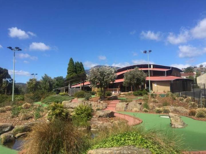 Putters Adventure Golf  Hobart