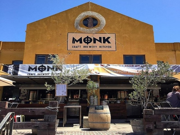The Monk Brewery & Kitchen