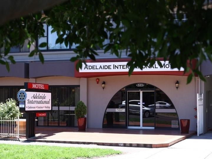 Adelaide International Motel Glenelg