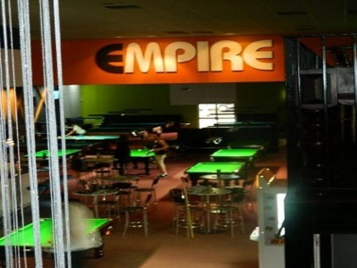 Empire Pool Lounge venue hire - enquire today
