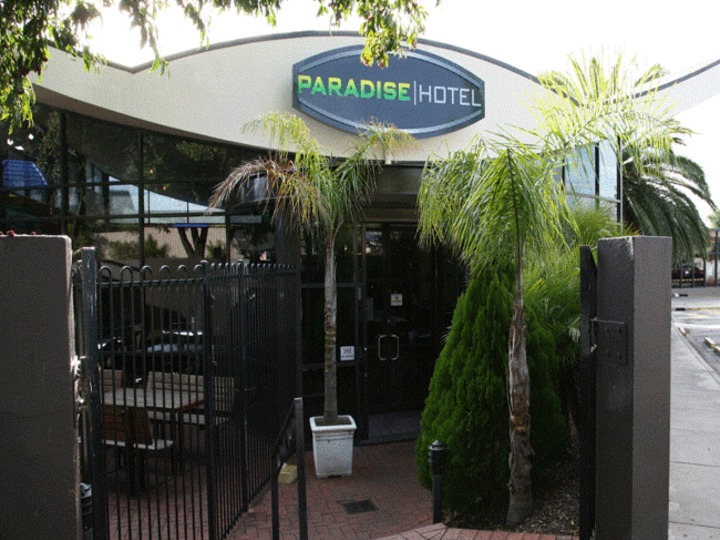 The Paradise Hotel
