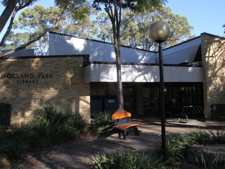 Holland Park Library