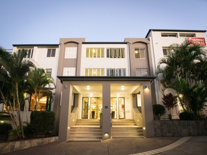 Caloundra Central Apartments