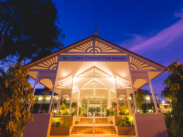 Cairns Colonial Club Resort