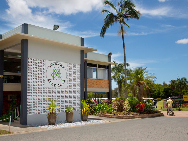 The Mackay Golf Club