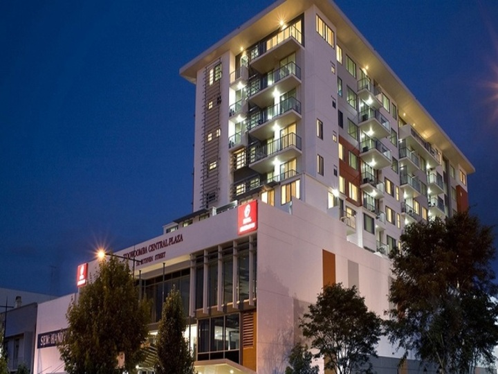 Central Plaza Apartment Hotel Toowoomba