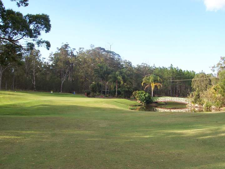 Woodford Golf Club Incorporated