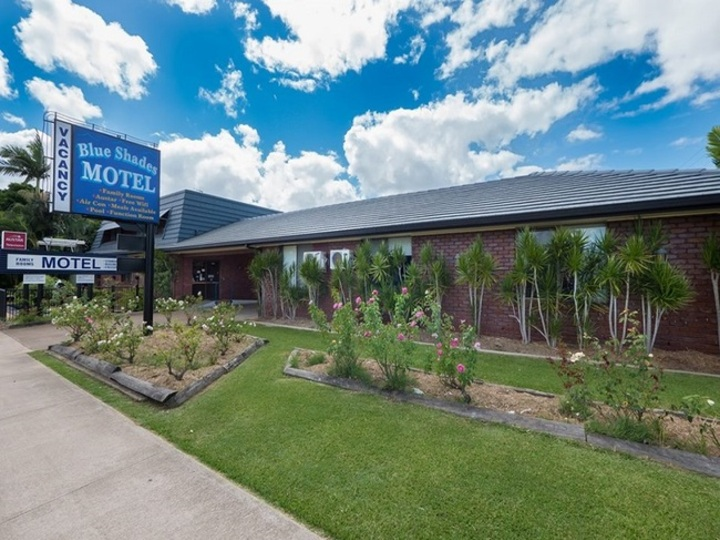 Blue Shades Motel Maryborough