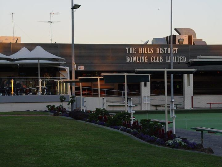 The Hills District Bowling Club