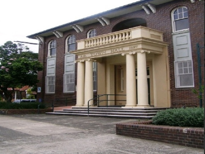 St Peters Town Hall