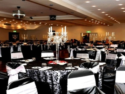 Crystal Room & The Sapphire Function Centre venue hire - enquire today
