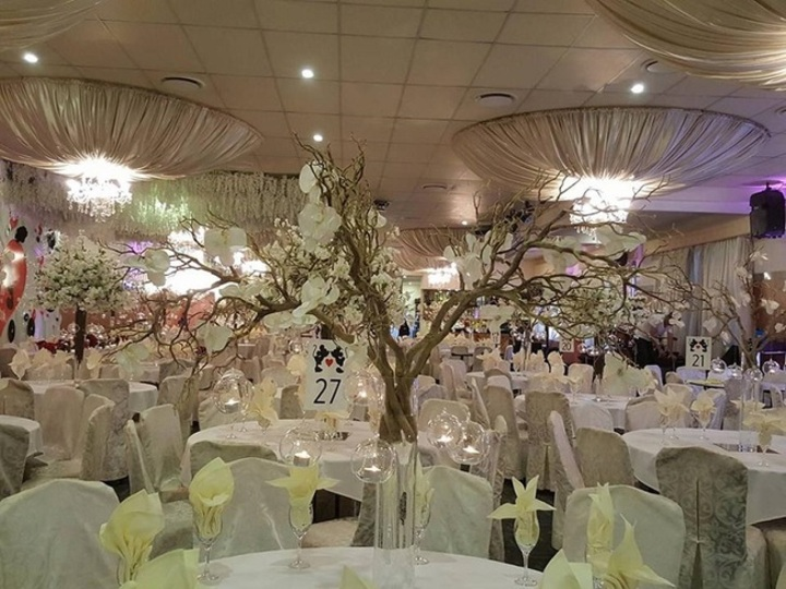 Villa Capri Wedding Reception Centre