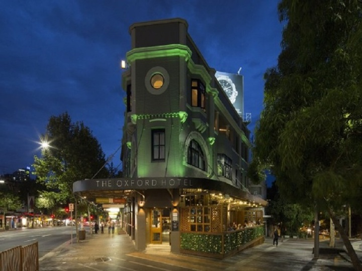 The Oxford Hotel Darlinghurst