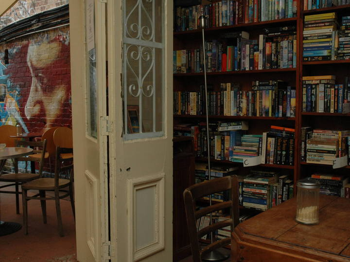 Sappho Books And Cafe