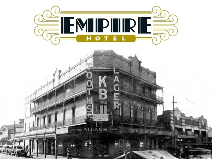 Empire Hotel Annandale
