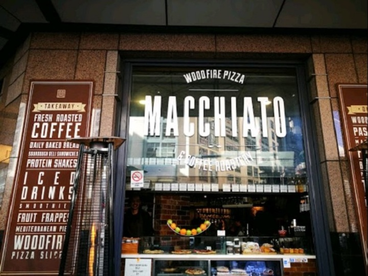 Macchiato Pizza Bar And Grill
