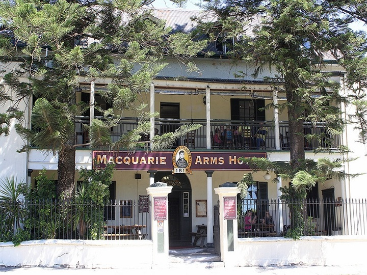 The Macquarie Arms Hotel