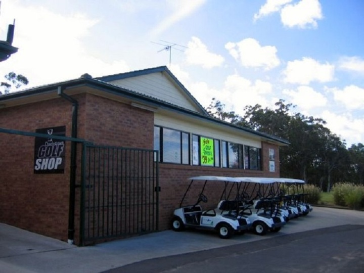 Charlestown Golf Club