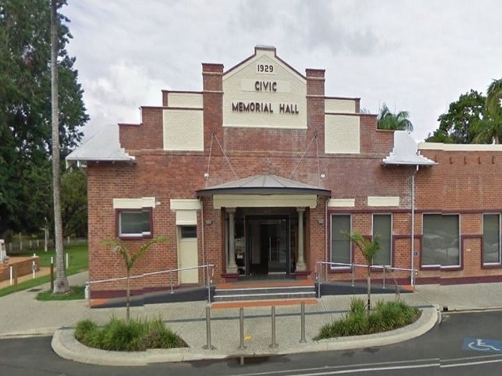 Mullumbimby Civic Memorial Hall