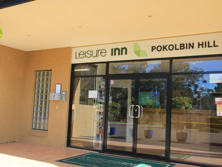 Leisure Inn Pokolbin Hill