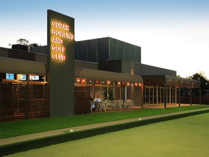 Cobar Golfing And Bowls Club