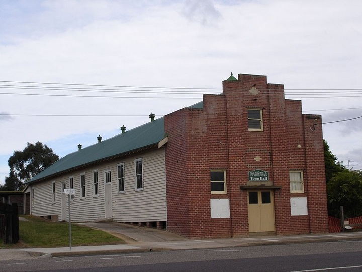 Pambula Town Hall NSW