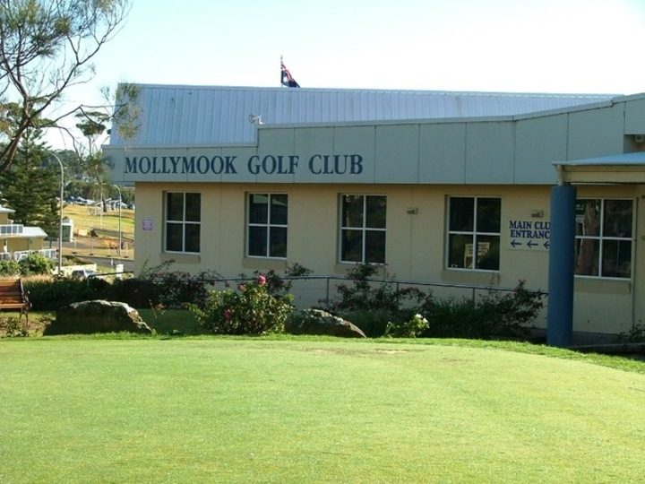 Mollymook Golf Club Hilltop