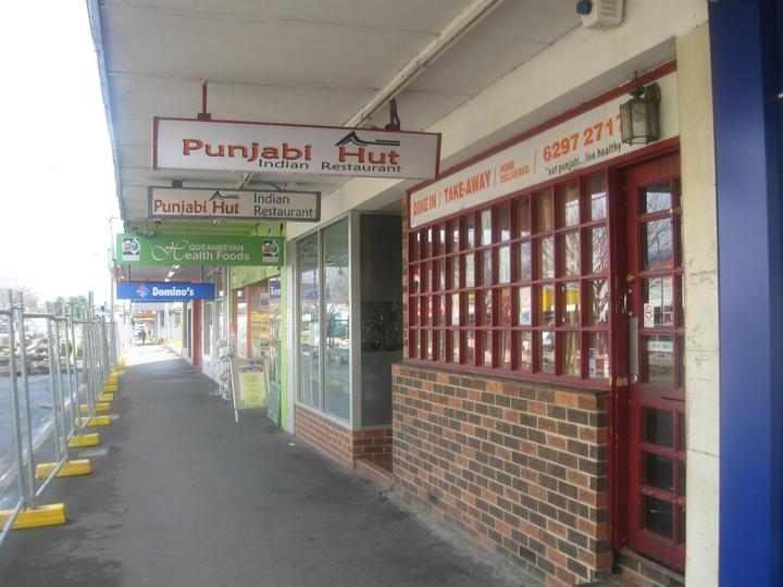 Punjabi Hut Indian Restaurant Queanbeyan
