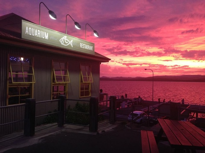 Wharf Restaurant And Merimbula Aquarium