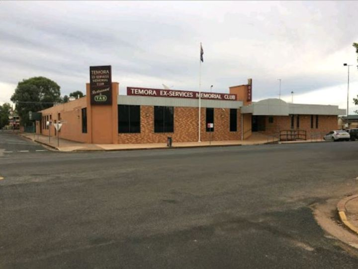 Temora Ex Services Memorial Club
