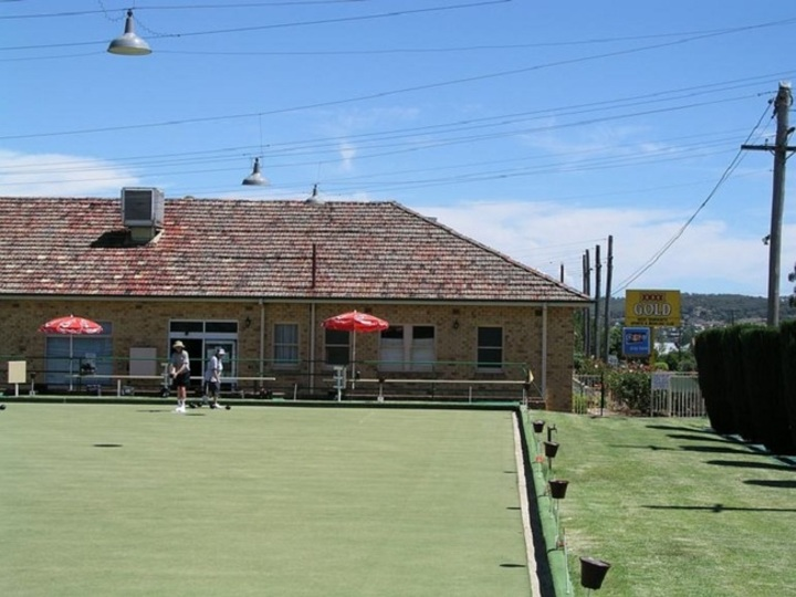 Tamworth City Bowling Club