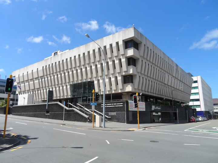 National Library Wellington