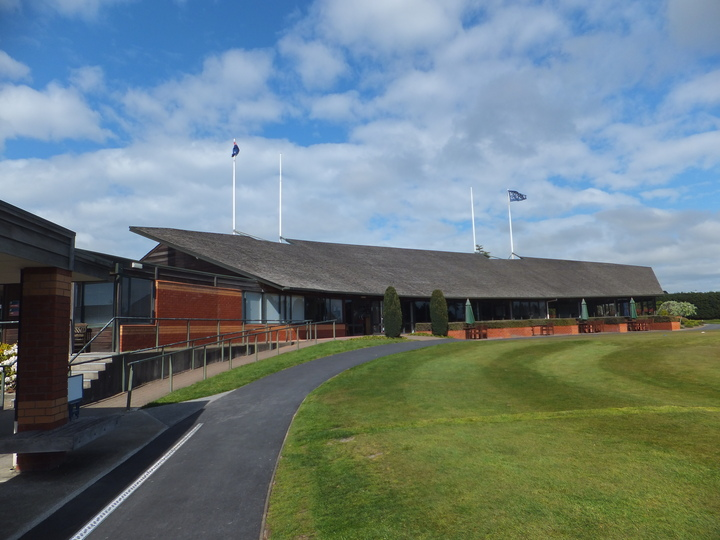 Russley Golf Club And Function Centre