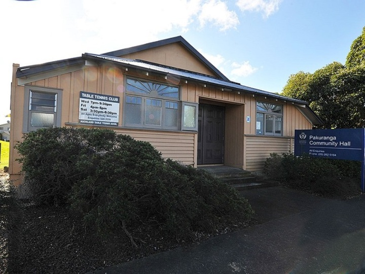 Pakuranga Community Hall
