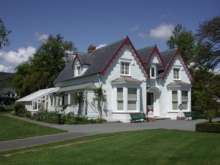 Broadgreen Historic House