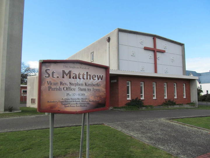 St Matthews Church Community Hall