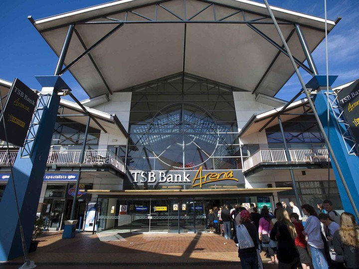 TSB Bank Arena