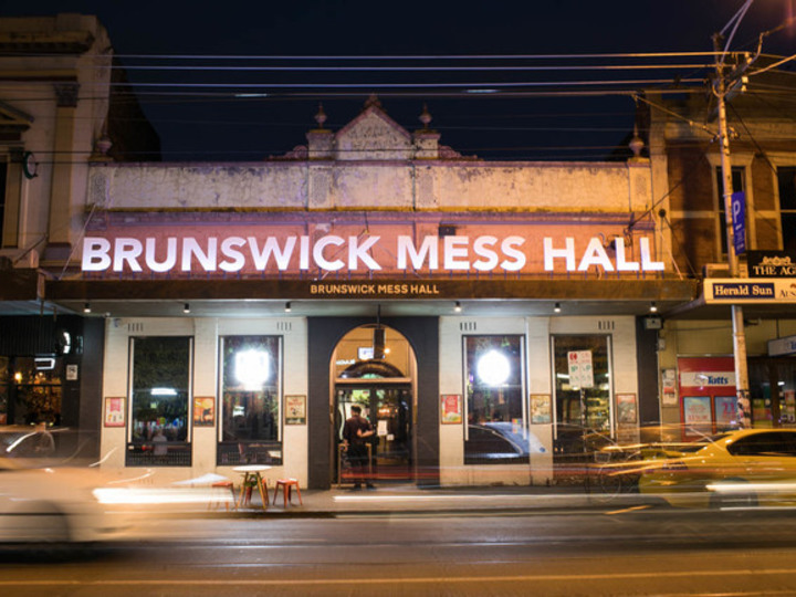 The Brunswick  Mess Hall