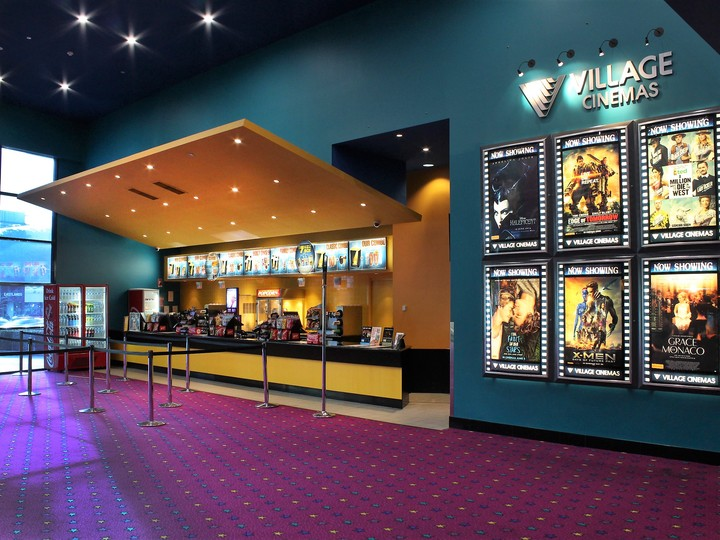 Village Cinemas Eastlands