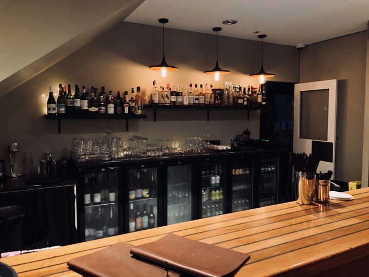 Quarterdeck Kitchen And Bar
